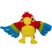 Handpuppe Papagei Pelle, Peggy Diggledey