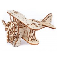 Wooden City Biplane