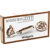 Wooden City Widgets