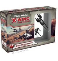 Star Wars: X-Wing - Saws Rebe Star Wars: X-Wing - Saws Rebellenmiliz Erweiterungspack