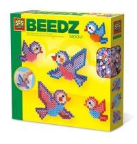 SES Creative - Beedz Bügelperlen Vögel