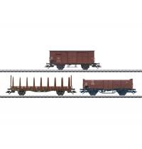 H0 Güterwagen-Set ÖBB