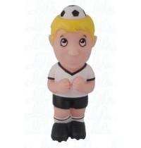 Fußballer Plopper