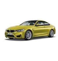 1:87 BMW M4 Coupe Gelb-met.