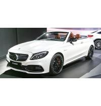 1:87 Mercedes-AMG C63 Cabrio weiß
