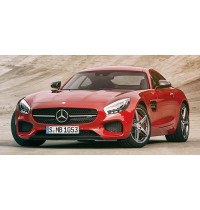 1:87 MERCEDES-AMG GT S 2015 Rot
