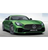 1:87 Mercedes-AMG GT-R 2017 Magno Green Hell