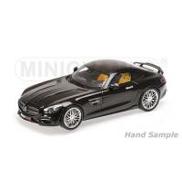 1:87 BRABUS 600 (AMG GT S) Schwarz