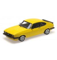 1:18 Ford Capri 3,0  1978 Gelb