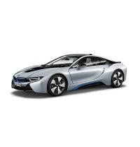 1:87 BMW I8 COUPÉ  2015 Silber