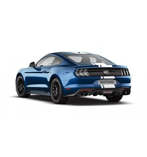 187 Ford Mustang Gt 2018minichamps4012138156968
