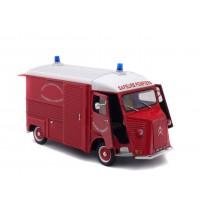 1:18 Citroen HY Feuerwehr (1969)