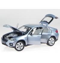 1:18 BMW X6 Active Hybrid