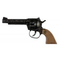 J.G. Schrödel - Sheriff antik, 100-Schuss Pistole