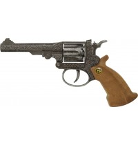 J.G. Schrödel - Scorpion antik, 8-Schuss Pistole. Knalllautstärke: 125 db