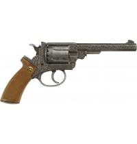 J.G. Schrödel - Adams antik, 12-Schuss Pistole. Knalllautstärke: 125 db