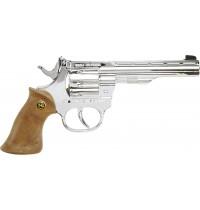 J.G. Schrödel - Kadett silber, 100-Schuss Pistole. Knalllautstärke: 125 db