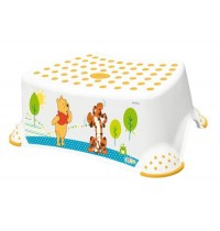 Keeeper Disney Winnie Pooh Tritthocker weiß
