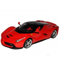 1:18 BB LAFERRARI, red Race & Play