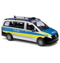 Mercedes V Autobahnpolizei