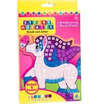 Sticky Mosaics Unicorn