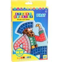 Sticky Mosaics Pirate