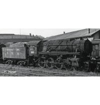Dampflokomotive S-160 USTC