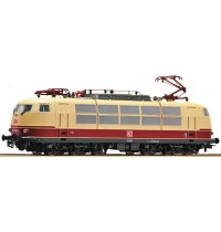 E-Lok BR 103 mit Digi-Cam Gru