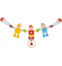 Kinderwagenkette Zwerg