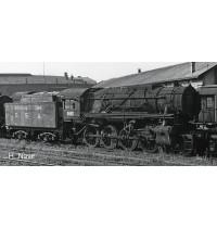 Dampflokomotive S-160, mit Pu