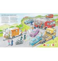Ravensburger 6229  tiptoi® - Die Welt der Fahrzeuge