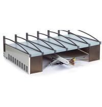 Herpa Wings - Hangar (Flughafengebäude)