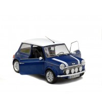 1:18 Mini Cooper Tahiti Blue Solido