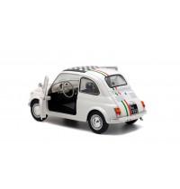 1:18 Fiat 500 Italia Solido