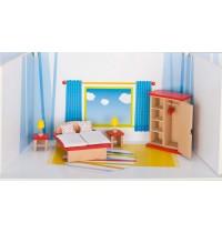 Puppenmöbel Schlafzimmer, gok