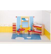 Puppenmöbel Kinderzimmer, gok