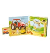 Ravensburger 43422  ministeps® - Tuck, tuck, mein Traktor!