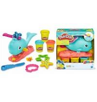 Hasbro - Play-Doh Welli der Knet-Wal