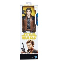 Hasbro - Star Wars™ Solo Film 12 - Ultimate Figuren