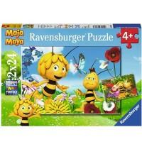 Ravensburger Spiel - Biene Maja und ihre Freunde, 24 Teile
