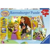 Ravensburger Spiel - Zauberhaftes Haar, 49 Teile