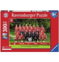 Ravensburger Spiel - FC Bayern 17/18 J.H., 300 Teile