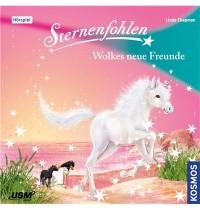 USM - Sternenfohlen, 12, Wolkes neue Freunde - Audio-CD