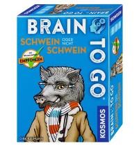 KOSMOS - Brain to go - Schwein oder nicht Schwein