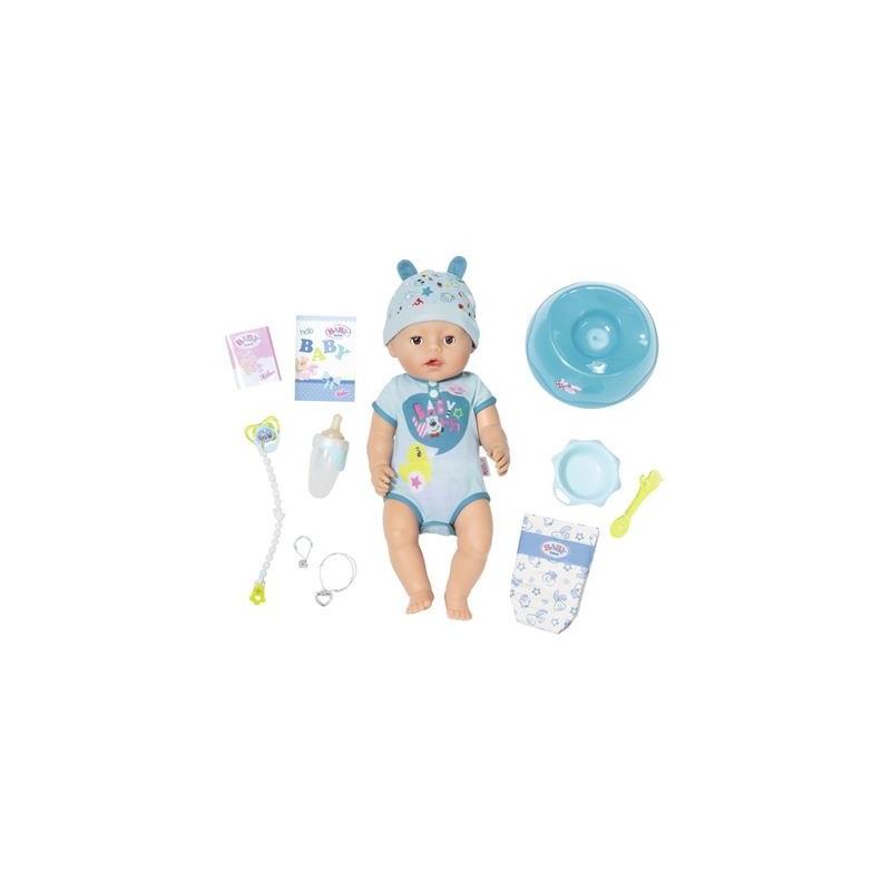 Zapf Creation Baby Born Soft Touch Boybaby Born4001167824375