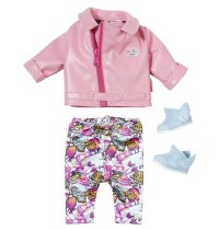 Zapf Creation - Baby born City Deluxe Scooter Outfit