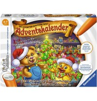 Ravensburger Spiel - tiptoi Adventskalender - die Weihnachstwerkstatt