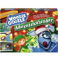 Ravensburger Spiel - Woozle Goozle - Adventskalender 2018