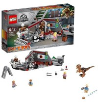 LEGO® Jurassic World - 75932 - Jagd auf den Velociraptor