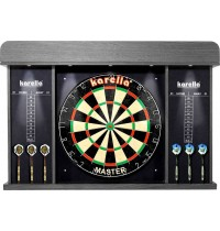 Dart-Cabinet ARENA mit L Dart-Cabinet ARENA mit LED-Beleuchtung